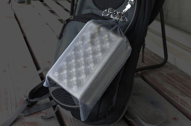 モザンビーク アルミナム ミニ|試合観戦に最適な軽量で手入れのしやすいコンパクト折りたたみシート!